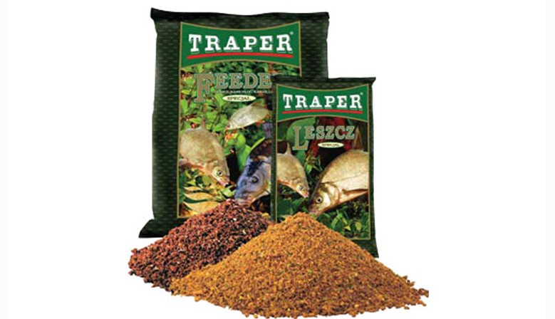 Traper ground bait